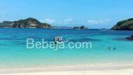 Menyepi Di Pantai Tanjung Aan Lombok