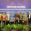 Simposium Nasional Pembangunan Industri Ikan Hias 2017