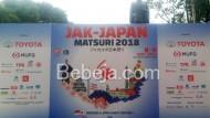 Festival Jak Japan Matsuri 2018