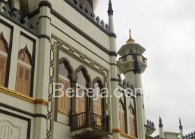 Masjid Sultan Tertua Di Singapura