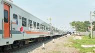 Kereta Siliwangi Cipatat Sukabumi