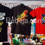 Desain Baju Di Kontes Burung Berkicau