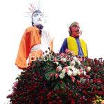 Ondel-ondel Dan Dewi Sri