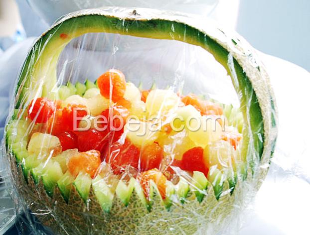 parsel-buah