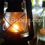 Lampu Badai Memakai Minyak Alga