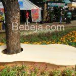 Bangku Taman Pohon