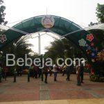 Pameran Flona 2016 Lapangan Banteng