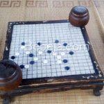 Adu Strategi Permainan Go (Baduk)