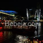 Wisata Malam Di Clarke Quay