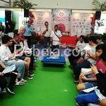 Lelang Koi 3rd Jakarta Ornamental Fish Festival (JOFF) 2017