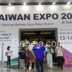 Taiwan Expo 2017 Jakarta